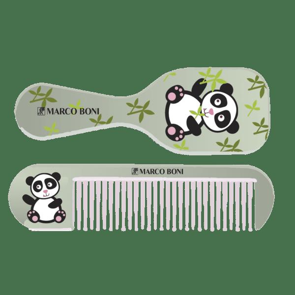 Kit Baby Zoo Panda 2 Un. - Marco Boni